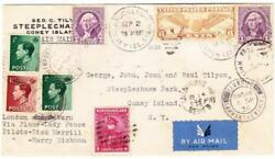 Transocean Record Flight-aamc12641266-new York Sep/2/1936-to Wales