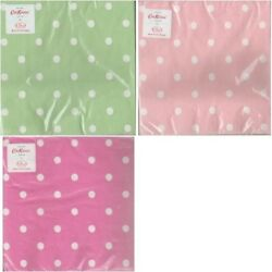 Cath Kidston Paper Lunch Spot Napkins Pack Of 20