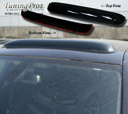 For Toyota Prius 2004-2009 5pcs Wind Deflector Outside Mount Visor And 3mm Sunroof