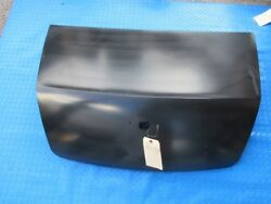 Bentley Continental Flying Spur Boot Trunk Lid New 5299