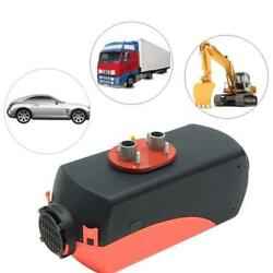 5KW Diesel Air Heater 10L Tank Remote Control LCD For Truck Boat Auto Trailer