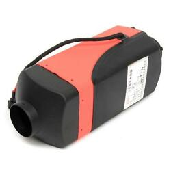 5KW 12V Air Diesel Heater Tank Vent Duct Thermostat AUTO Motor Parking Heater