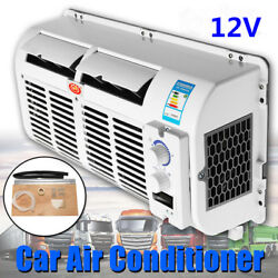 12V Car Air Conditioner Cooling Fan For Caravan Truck Hanging Air Conditioner