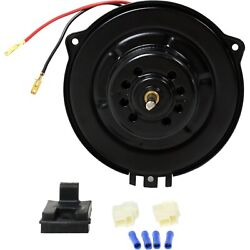 Heater Blower Motor For 92-01 Toyota Camry 92-03 Es300 W/o Wheel 2 Lead Wires