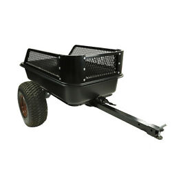 Impact Implements Atv Heavy Duty Utility Cart And Cargo Trailer- 1500lb Cap