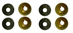 1964 - 1968 Mustang Cougar Heater Box to Firewall Nuts with Rubber Washers
