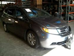 Trunk/Hatch/Tailgate EX-L Leather Without Navigation Fits 14-16 ODYSSEY 140943