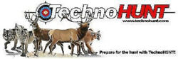 Techno Hunt TH 300 indoor archery hunt simulator. great condition all parts and