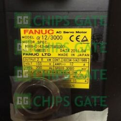 1pcs Used Fanuc A06b-0143-b675 Tested In Good Condition