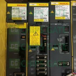 1pcs Used Fanuc A06b-6096-h103 Tested In Good Condition