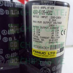 1pcs Used Fanuc Plc A06b-6105-h002 Robot Drives Tested In Good Condition