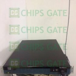 1pcs Used Cisco Cisco2901-sec/k9 Tested In Good Condition