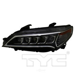 Headlight Assembly-CAPA Certified Left TYC 20-9730-00-1 fits 15-17 Acura TLX
