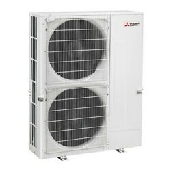 Mitsubishi - 48k BTU - M-Series Outdoor Condenser - For 2-8 Zones