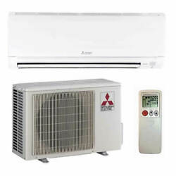 Mitsubishi - 12k Btu Cooling Only - M-series Wall Mounted Air Conditioning Sy...