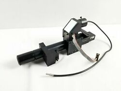 Sony Xc-77 Ccd Camera W/ Optical Mount Assembly