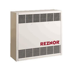 Reznor Emc-12 Electric Cabinet Unit Heater, Wall Mounted, Hg5 Config, 208v, 3...