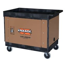 Knaack Ca-03 Model 9t67-00 Cart Armour Mobile Cart Security Paneling System