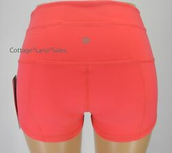 NEW LULULEMON Wunder Short 2