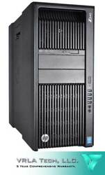 HP Z840 Workstation 2 x E5-2643v3 1x 960GB & 1x 2TB 256GB RAM W8100