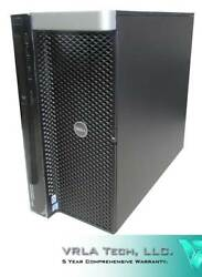 Dell T7810 Workstation 256GB RAM 1x 1TB & 1x 1TB 2 x E5-2680v4 NVS 315