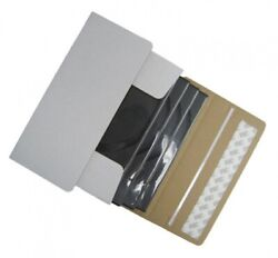 Dvd Cardboard Box Self Seal Mailers Ship 1-4 Dvds In Dvd Cases