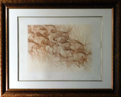 Guillaume Azoulay Le Mouvement Hand Signed Art Limited Ed. Make An Offer