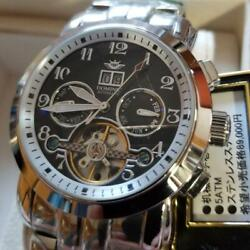 Dominic Discontinued Model Slightly Erotic Gimmick Menand039s Watch② Rare F/s Japan