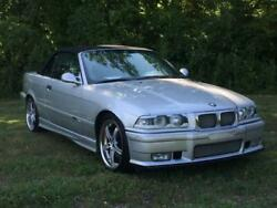 1999 M3 Base 2dr Convertible 1999 BMW M3 Base 2dr Convertible 126992 Miles Silver Convertible 3.2L I6 Automat