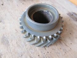 Nos Oem Ford Truck Car 3 Speed 24 Tooth 3-5/8 Transmission Gear 40's 50's