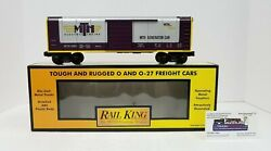 Mth Rail King Mthrrc - 2005 Rounded Roof Box Car W/generator 30-74223 -- New