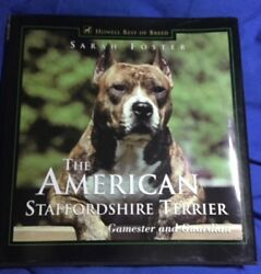 THE AMERICAN STAFFORDSHIRE TERRIER HOWELL BEST OF BREED BOOK