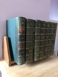 Reduced Today Only Hardback Charles Dickens Books Published By Chapman And Hall