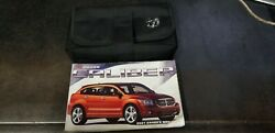 2007 Dodge Caliber Owners Manual And Case