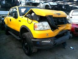 Driver Front Door New Style Curved Belt Line Fits 04 Ford F150 Pickup 157277