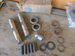 Nos 1963-1970 Ford Truck F500 F600 F700 Axle King Pin/bolt Partial Kit