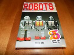 Robots Spaceships And Other Tin Toys Antique Metal Space Rare Toy Robot Book New