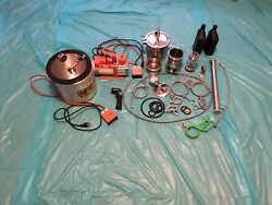 1/4 Pound Close Loop Extractor And Shatter Vac With Pump And Digital Heat Pads