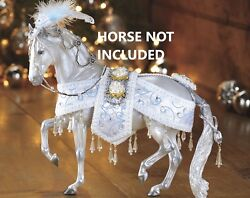 Costume ONLY From Breyer 2018 Holiday Horse