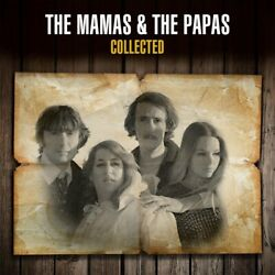 The Mamas And Papas Collected Best Of 34 Songs 180g Gatefold New Black Vinyl 2 Lp