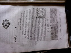 Wytfliet Histoire Des Indes Published In 1605 French Edition Sale This Week