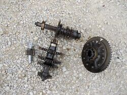 1940 Farmall A Tractor Ih Matched Set Of Transmission Gear Gears And Shafts