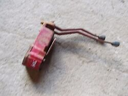 Farmall 504 Rc Ih Tractor Hydraulic Control Lever Levers And Mounting Bracket Ihc