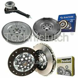 Luk Clutch Kit And Sachs Dmf With Csc For Renault Laguna Hatchback 1.9 Dci