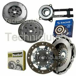 Luk 2 Part Clutch And Sachs Dmf With Sachs Csc For Ford Fusion Estate 1.4 Tdci