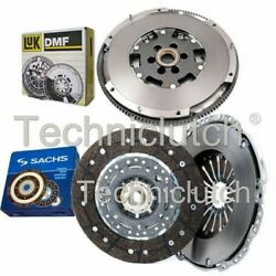 Sachs 2 Part Clutch Kit And Luk Dmf For Audi A3 Hatchback 1.8 T Quattro
