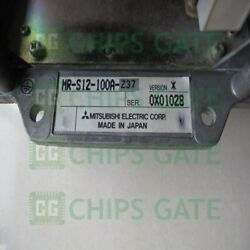 1pcs Used Mitsubishi Servo Drive Mr-s12-100a-z37 Tested In Good Condition