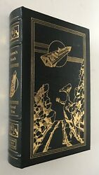 Easton Press David Brin Heaven's Reach Signed First Edition Science Fiction