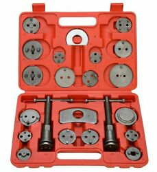 8MILELAKE Brake Caliper Wind Back Tool 22pc professional disc brake caliper tool
