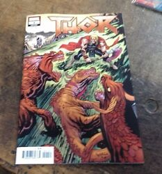 Thor 1 James Harren 110 Incentive 2018 Comic Book Nm Or Better Condition